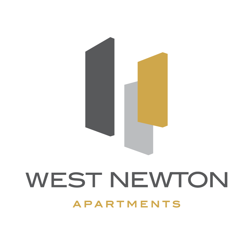 West Newton Apartments Identity