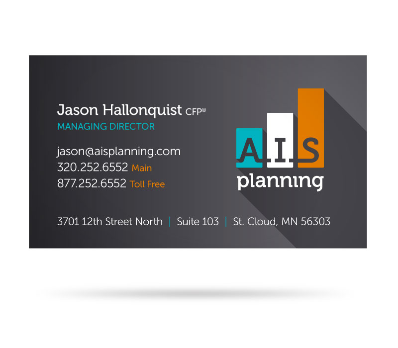 AIS Planning Business Card