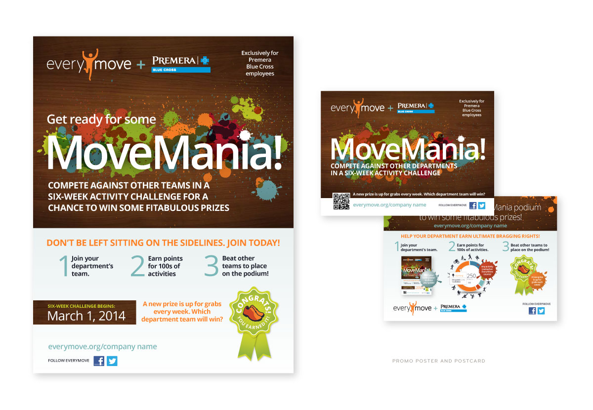EveryMove Promo - Movemania