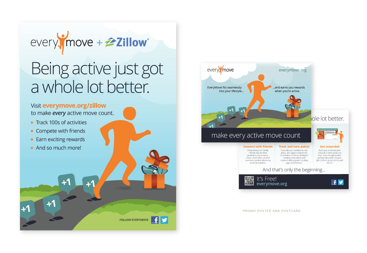 EveryMove Promo - Zillow Being Active