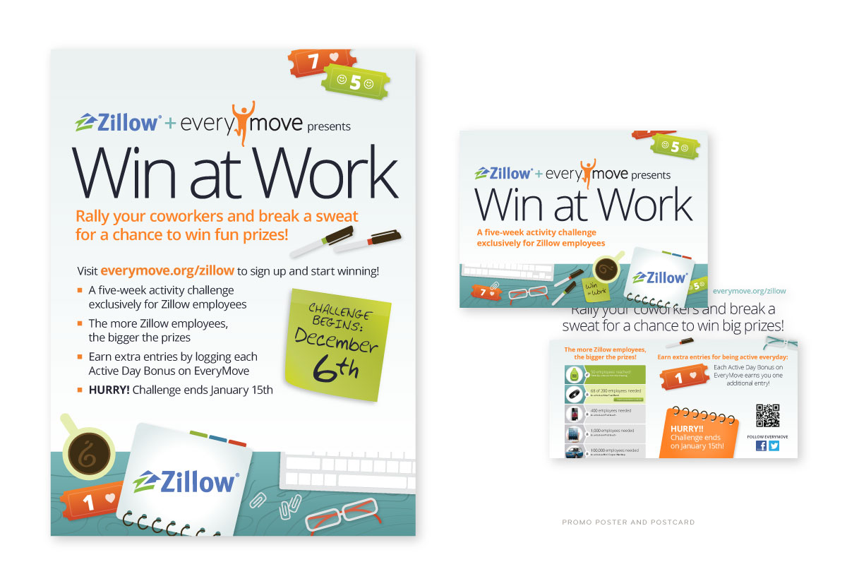EveryMove Promo - Zillow Win at Work