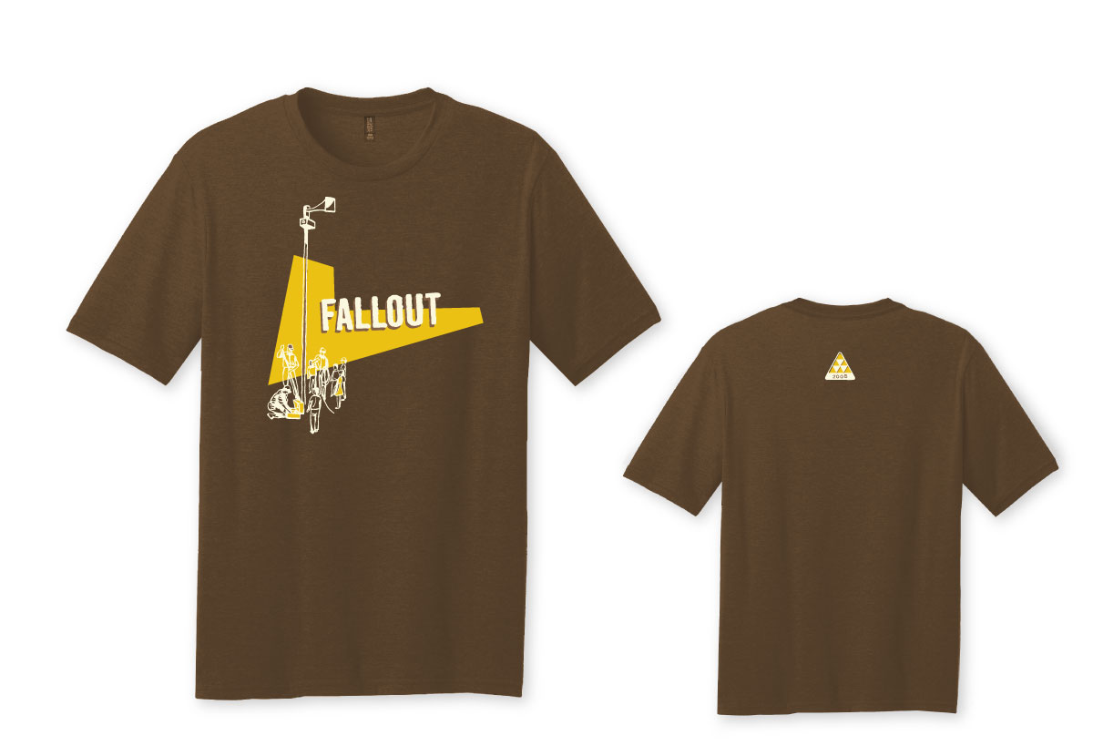 Fallout Camp T-shirt