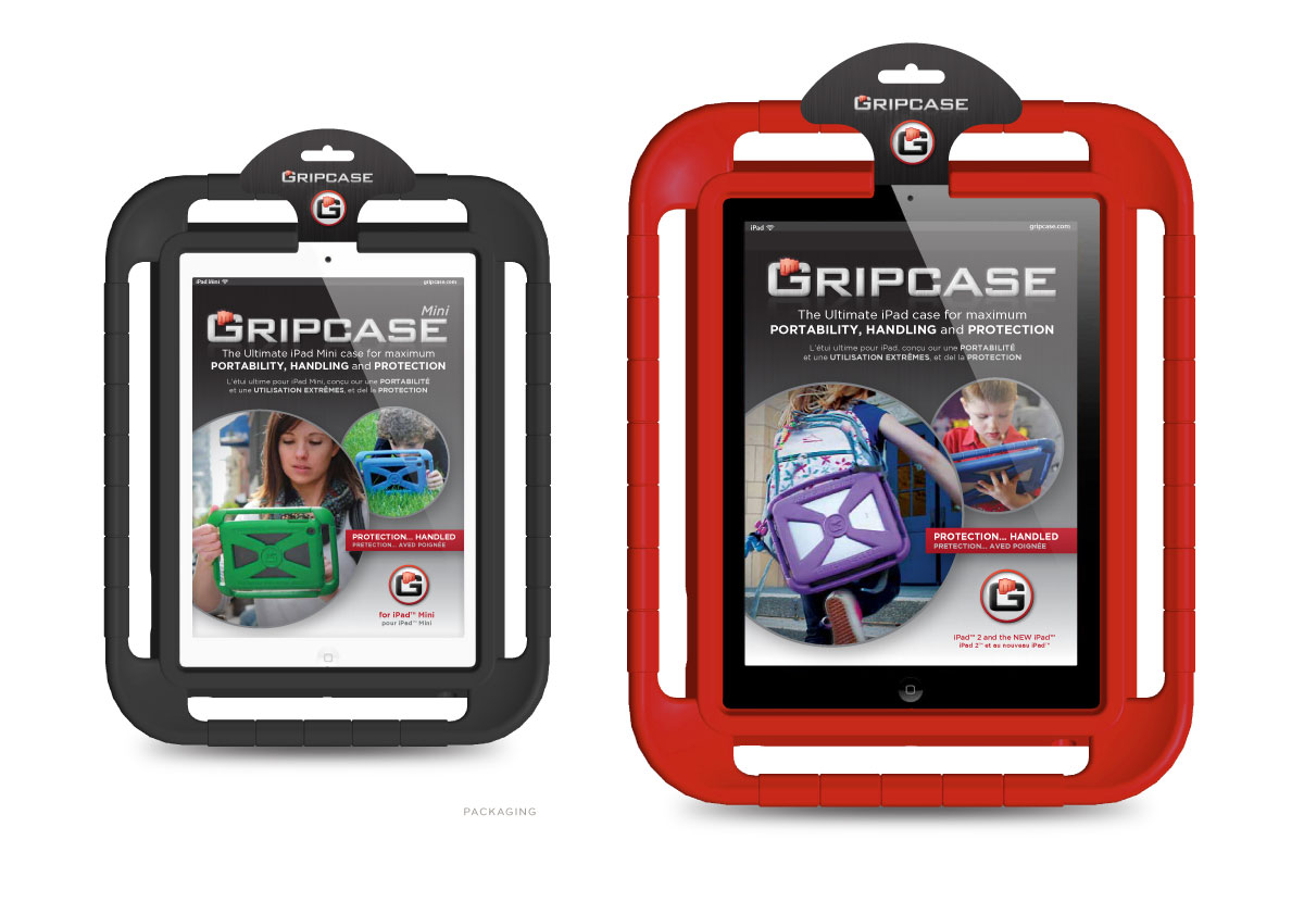 Gripcase Packaging