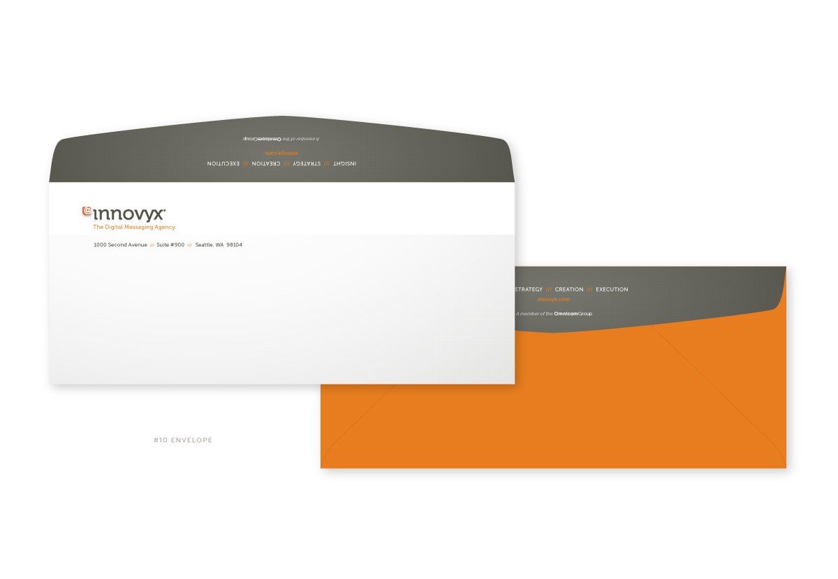 Innovyx Business Envelope