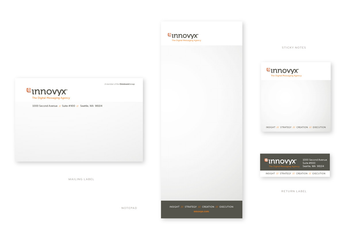 Innovyx Business Labels