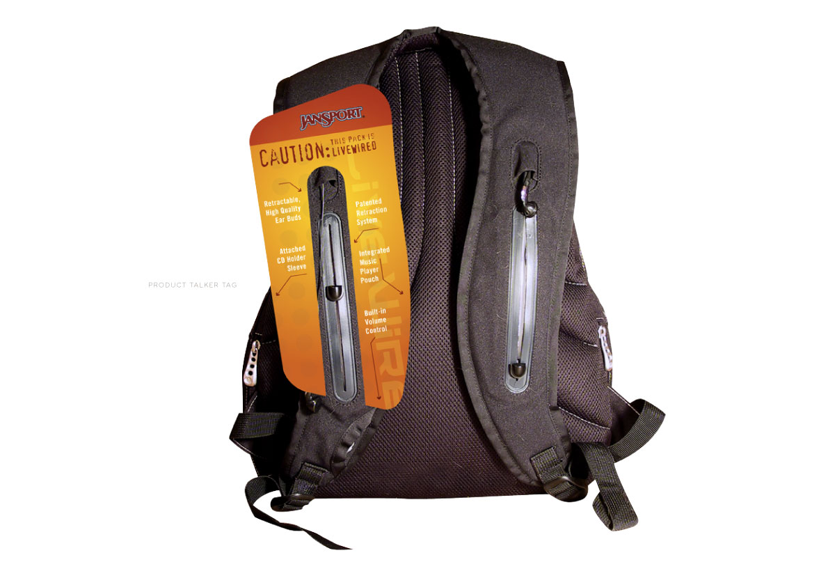 Jansport Strap Talker