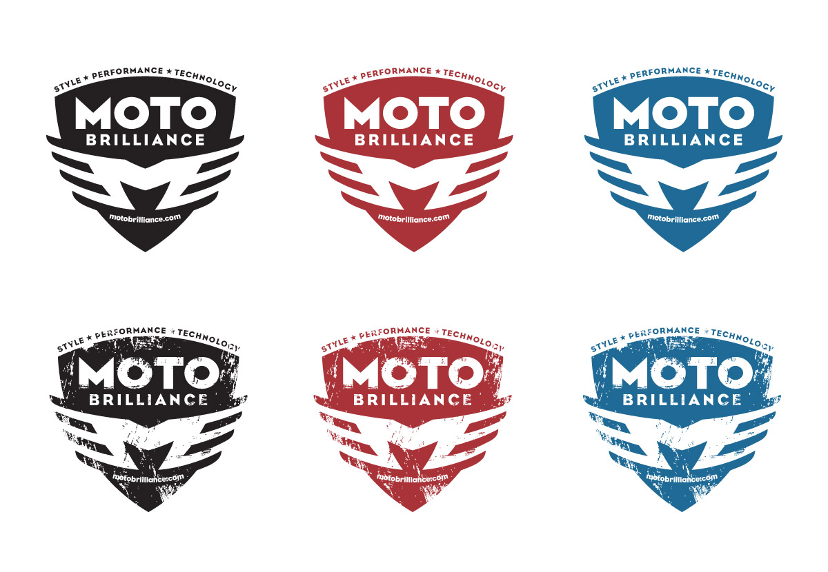 Moto Brilliance Icons