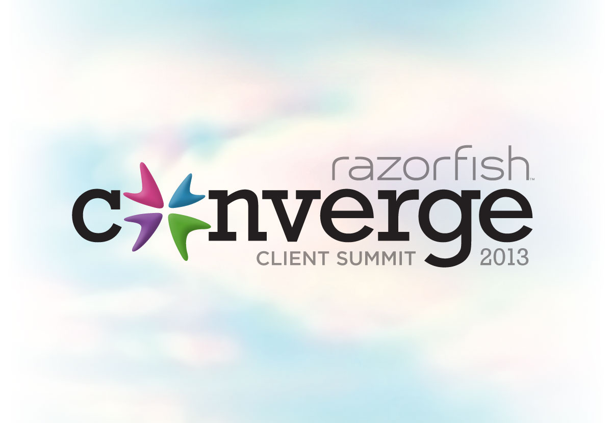 Razorfish Converge Summit Branding