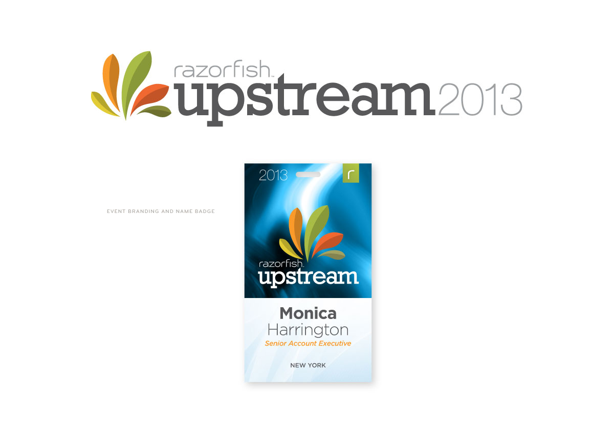 Razorfish Upstream Branding