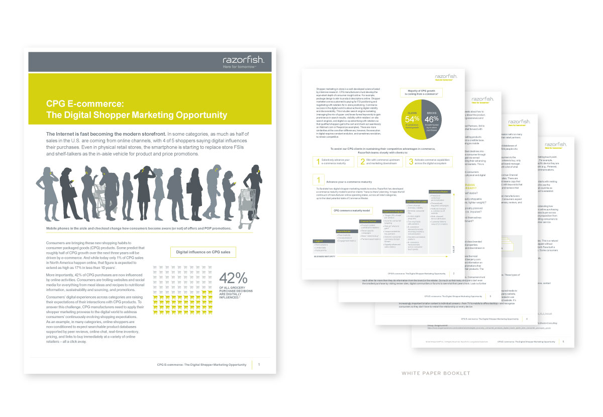 Razorfish White Paper