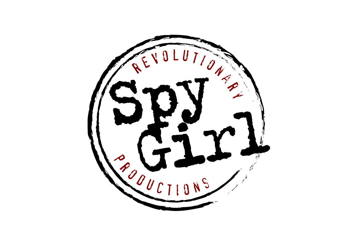 SpyGirl Productions Identity