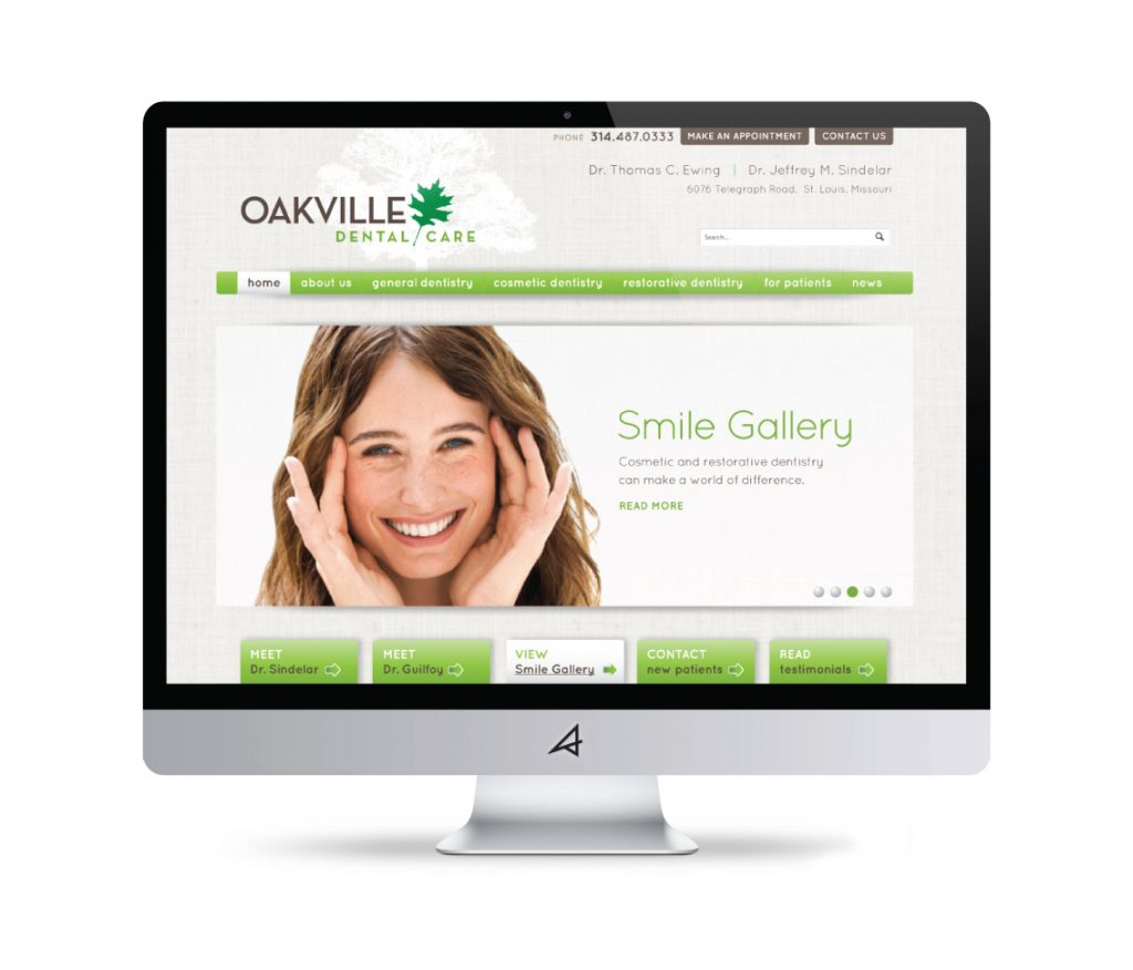 Oakville Website