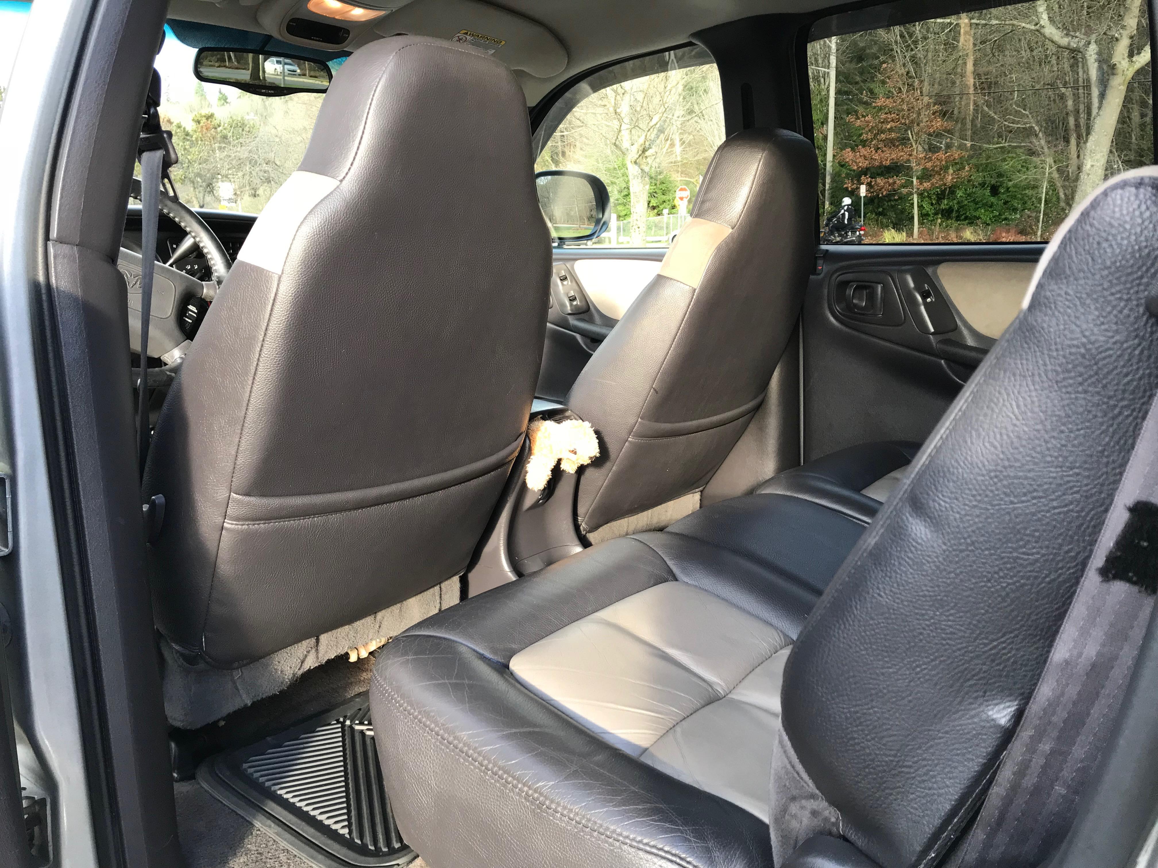 Penger Seats Drivers Side 2
