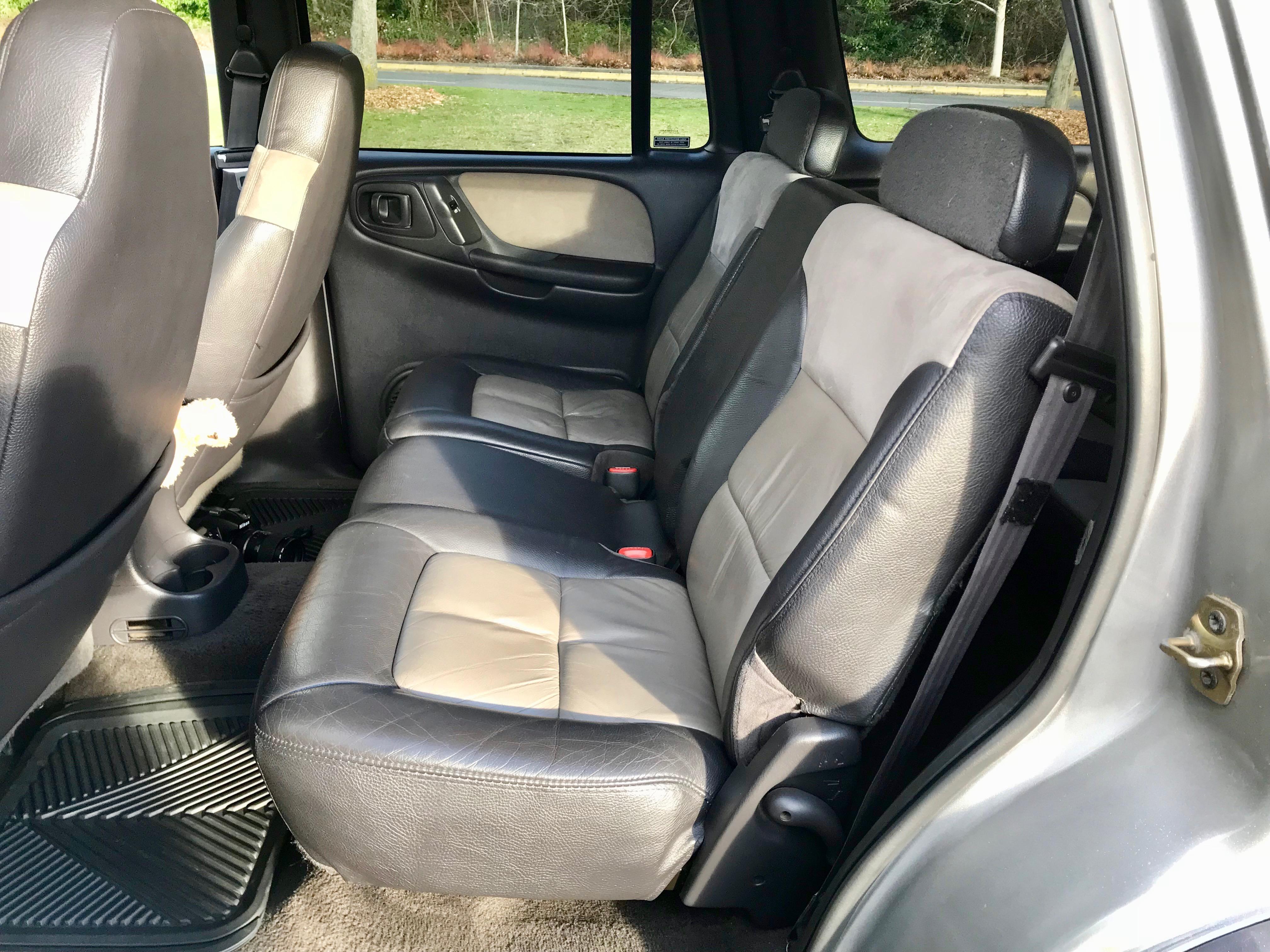 Penger Seats Drivers Side